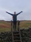The run to Staveley