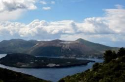 Vulcano from Lipari