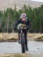 Mountain bike trip in Scotland