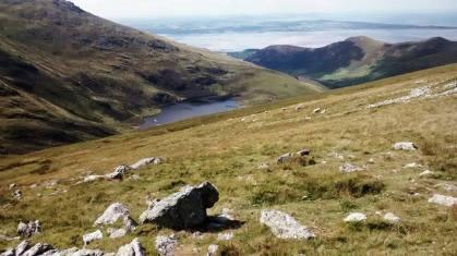 North Wales hills