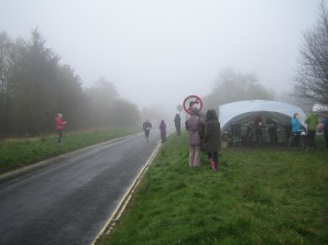 Emerging from the mists