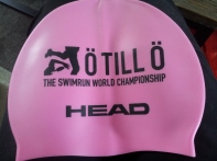 Pink hats for the ladies teams this year
