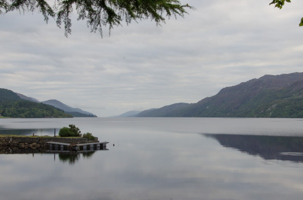 Loch Ness. Photo Andy Kirkland