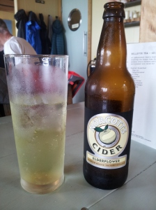 Time to celebrate! Cornish cider.