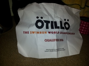Qualified for Ötillö World Championships!