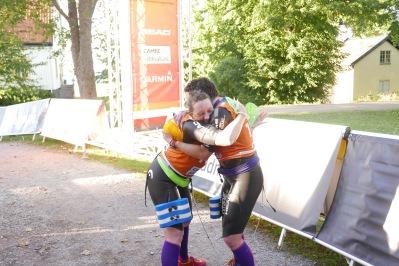 Hugs, we did it!