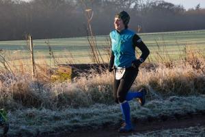 Me near the start (Andy Kirkland)