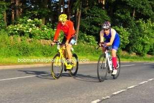 Bike leg picture courtesy of Bob Marshall