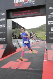 Falling over the finish line