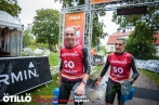 The swimrun Bologna duo - Federico and Massimo (did so well in such a foreign environment for them!)