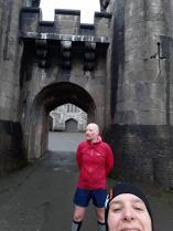 Parkrun tourism - Penrhyn castle!