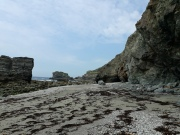 Cliffs in St Agnes