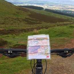 Bike navigating