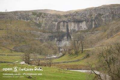 Malham Cove, looking innocent